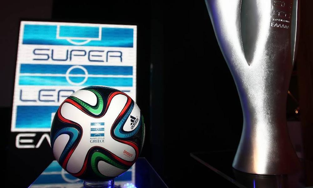 Κλήρωση πρωταθλήματος: Τα ντέρμπι της Super League