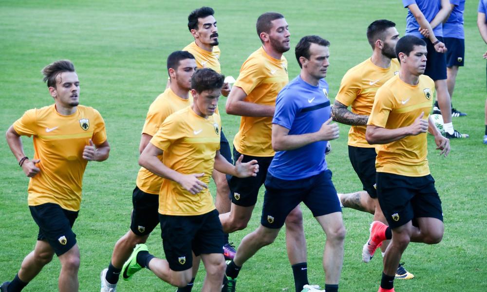 ΑΕΚ: Η ενδεκάδα του φιλικού με την Μπάνικ Οστράβα
