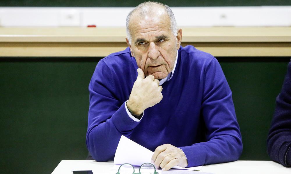Κωνσταντίνου: «Δεν μπορεί ο Παναθηναϊκός χωρίς τον Αλαφούζο»