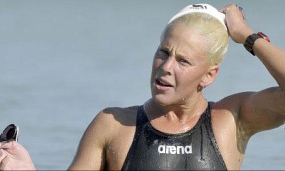 Παγκόσμιο Πρωτάθλημα υγρού στίβου: Χαμηλά η Αραούζου στη ανοικτή θάλασσα
