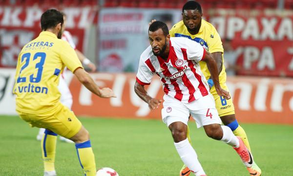 Ολυμπιακός - Αστέρας Τρίπολης 1-1: Με διάθεση, αλλά θέλει... τελειώματα