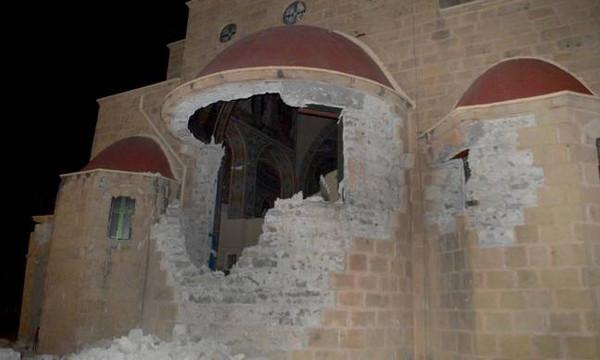 Σεισμός Κως: Ο Εγκέλαδος χτύπησε με βία το νησί - Εικόνες καταστροφής με το πρώτο φως της ημέρας