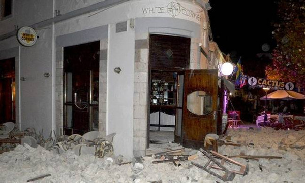 Σεισμός στην Κω: Αυτοί είναι οι δυο νεκροί του φονικού σεισμού των 6,7 Ρίχτερ!