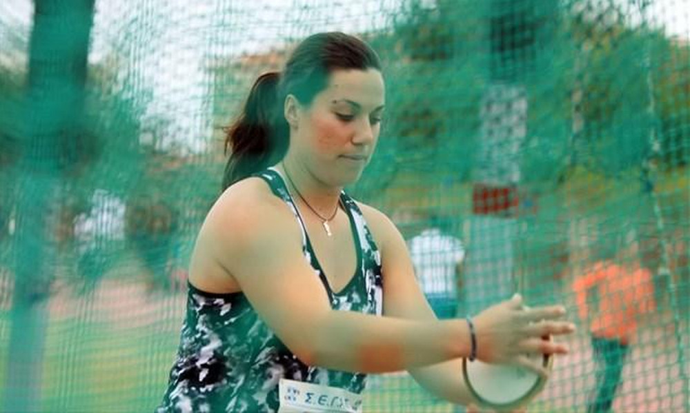Ατομικό ρεκόρ για Αναγνωστοπούλου που «πέταξε» για Λονδίνο