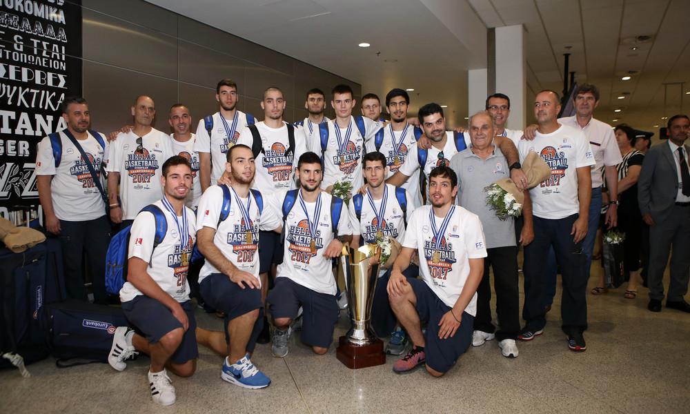 Στην Αθήνα οι Πρωταθλητές Ευρώπης! (photos)