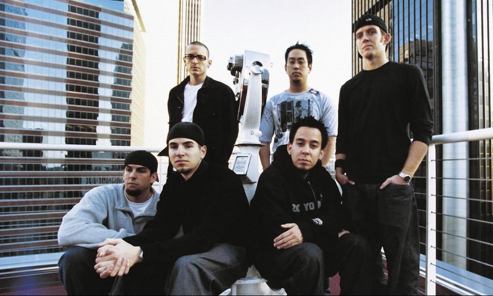 Δείτε την πρώτη φωτογραφία που έβγαλαν ποτέ οι Linkin Park