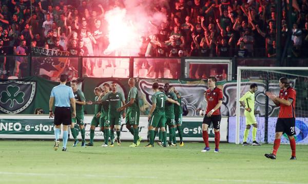 Παναθηναϊκός-Γκαμπάλα 1-0: Αφεντικό για την πρόκριση, κάτι καλό ετοιμάζει ο Ουζουνίδης