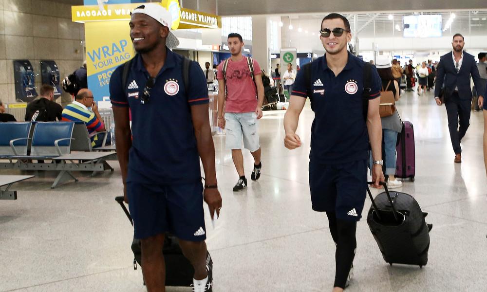 Ολυμπιακός: «Δένουν» στο Λιμάνι Μπεν και Ελαμπντελαουί
