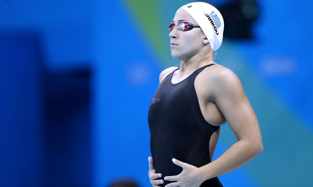 Κολύμβηση: Εκτός ημιτελικών η Δράκου