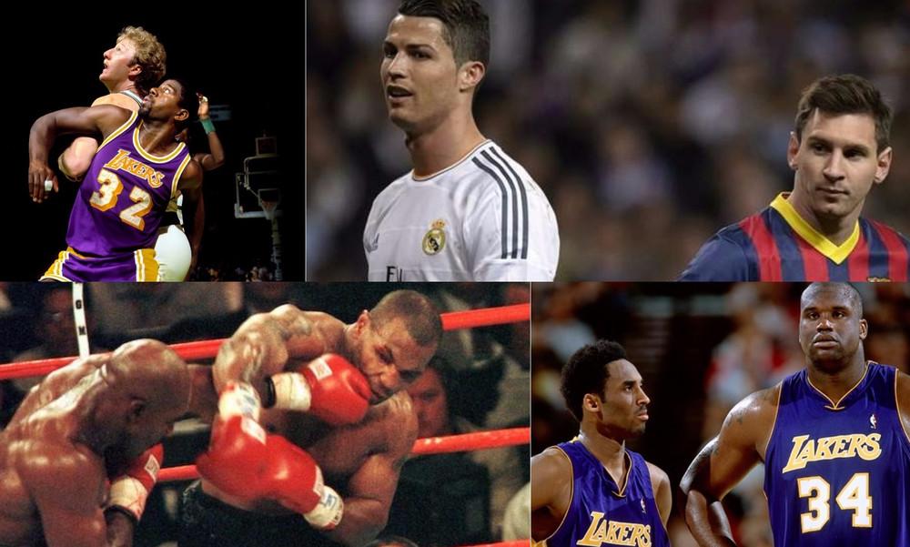 Τop 10: Κόντρες, αντιπάθειες και… βεντέτες μεταξύ αθλητών