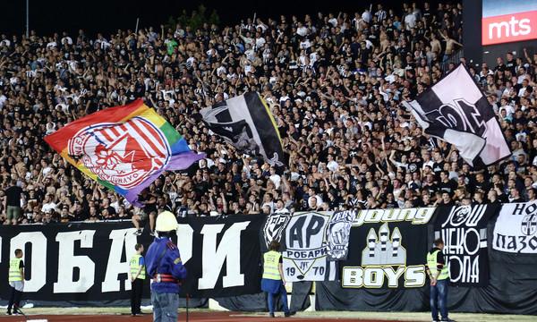 «Καμπάνα» της UEFA σε Παρτιζάν