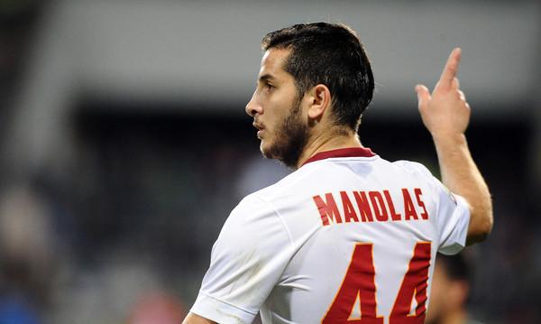 Μανωλάς: Θα μείνω στην Ρόμα