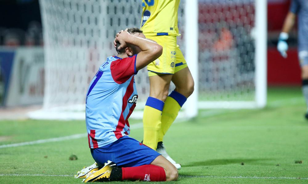 Πανιώνιος – Μακάμπι Τελ Αβίβ 0-1: Το πάλεψε, αλλά...