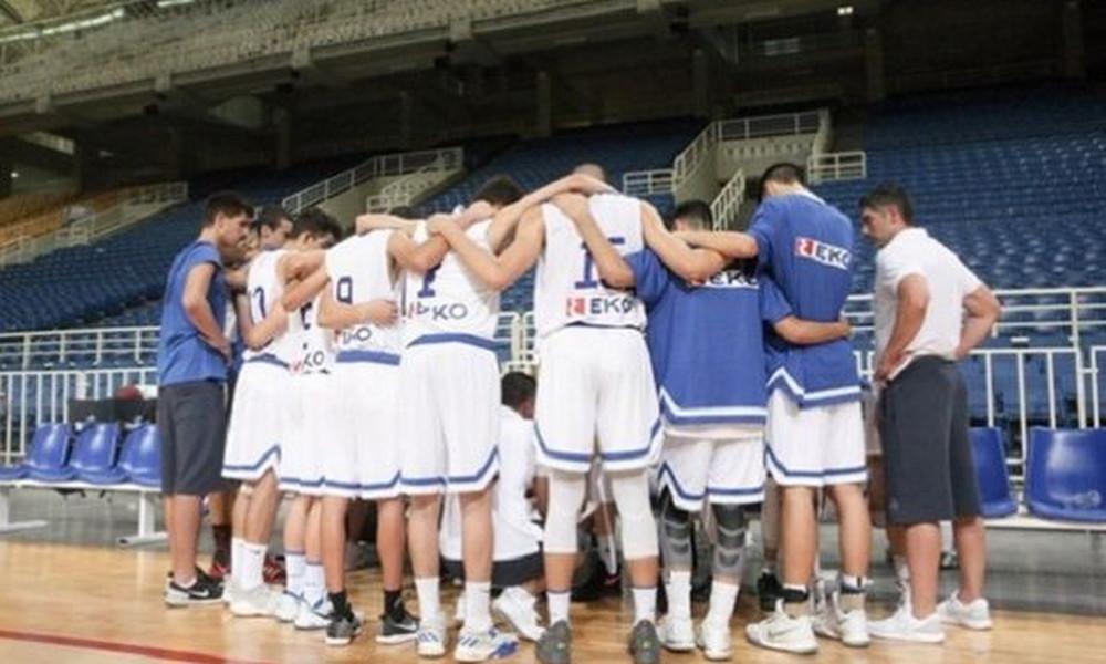 Επιβλητική η Ελλάδα απέναντι στη Ρουμανία, την «σκόρπισε» με 111-60