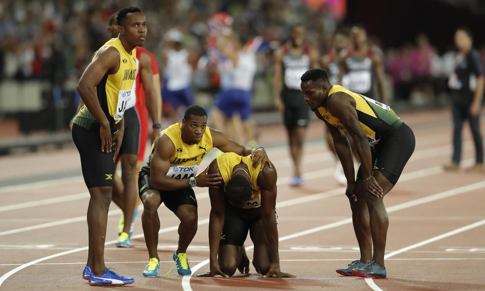 Δεν τερμάτισε ο Μπολτ στον τελευταίο αγώνα της καριέρας του - Ευθύνες στους διοργανωτές από Τζαμάϊκα
