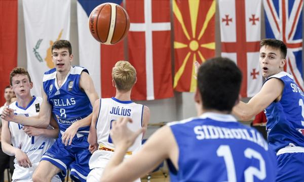 Ευρωπαϊκό Πρωτάθλημα: Η Ουκρανία αντίπαλος της Εθνικής Παίδων στους «8»