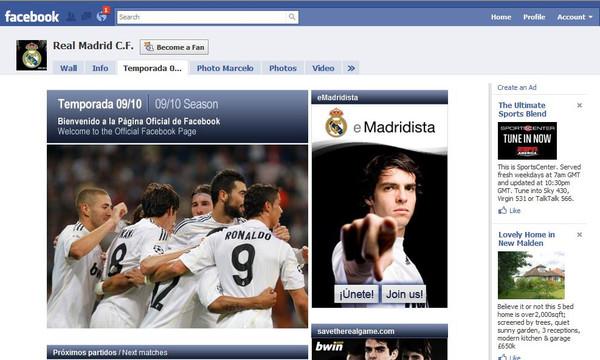 Κυρίαρχη η Ρεάλ Μαδρίτης στα social media