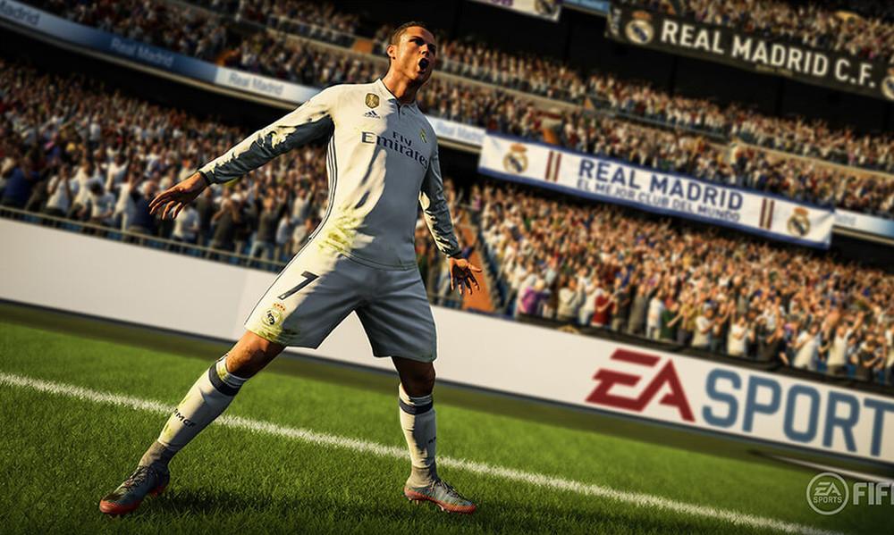 Ρίξαμε μια γρήγορη ματιά στο εντυπωσιακό FIFA '18