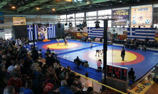 Όλα έτοιμα για το Παγκόσμιο πρωτάθλημα Πάλης στην Αθήνα