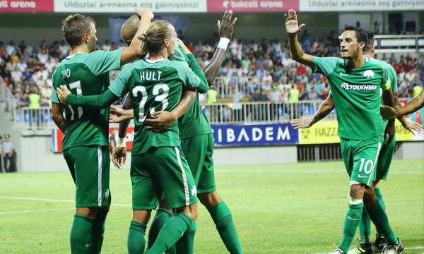 Europa League: Για μια θέση στους ομίλους Παναθηναϊκός, ΑΕΚ και ΠΑΟΚ