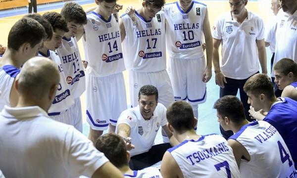 Ελλάδα-Μ. Βρετανία 75-52: Η Εθνική Παίδων επέστρεψε στην Α' Κατηγορία!