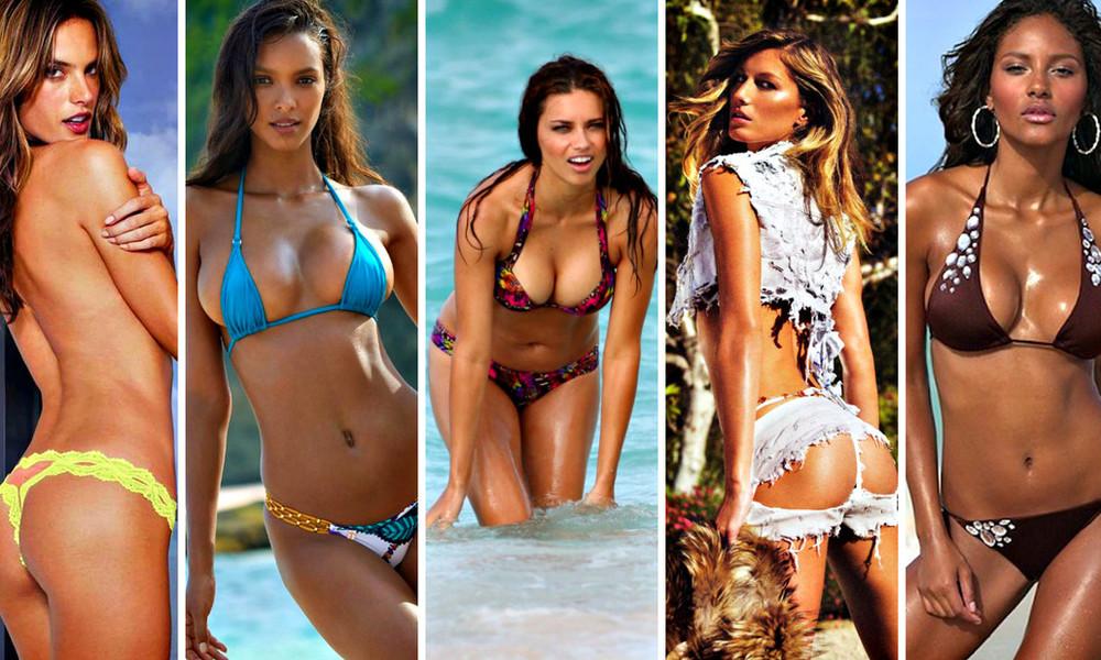 Πέντε Βραζιλιάνες που προκαλούν τσουνάμι ενθουσιασμού!