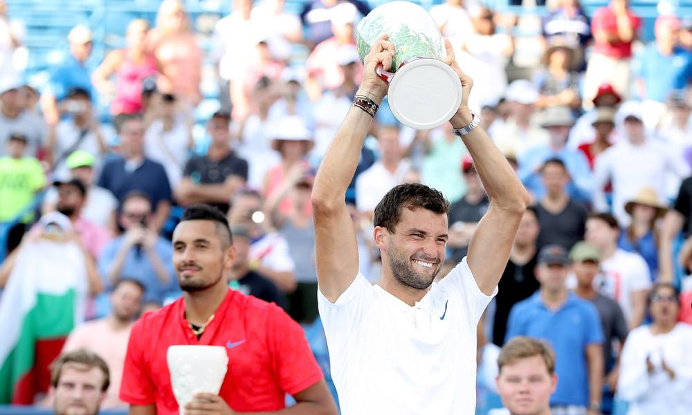 Ηττήθηκε ο Κύργιος στον τελικό του Σινσινάτι Όπεν