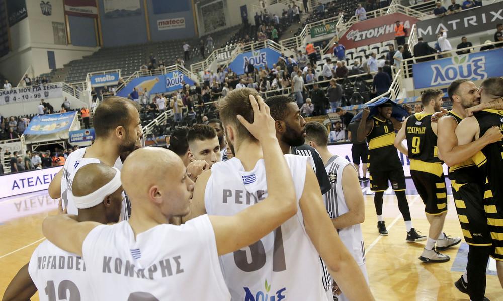 Ντέρμπι ΠΑΟΚ - Άρη στα προημιτελικά του κυπέλλου Ελλάδας