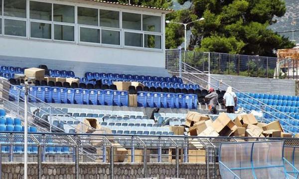 Κλειτσάκης: «Η Λαμία θα παίξει στην έδρα της κόντρα στην ΑΕΚ»