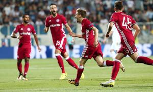 Ριέκα – Ολυμπιακός 0-1: Ξανά στα... αστέρια!