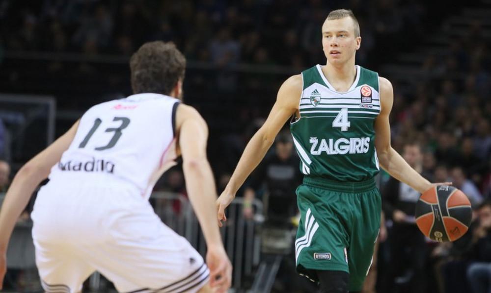 Eurobasket 2017: Με Λεκαβίτσιους η αποστολή της Λιθουανίας