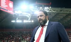 Μαρινάκης: «Ο Ολυμπιακός γύρισε εκεί που ανήκει - Καλή επιτυχία και στις άλλες ελληνικές ομάδες»
