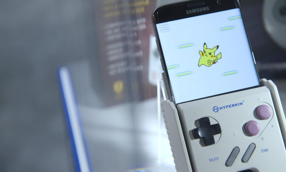Ω ναι! Βγάλανε συσκευή που μετατρέπει το κινητό σου σε Gamebοy