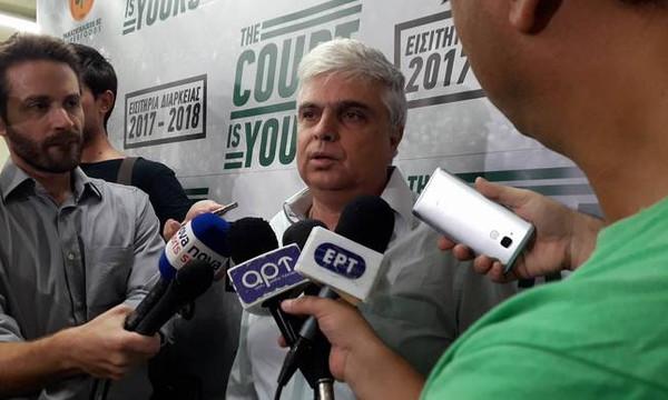 Παπαδόπουλος: «Το ευρωπαϊκό μπάσκετ είναι υπό διωγμόν» (videos)