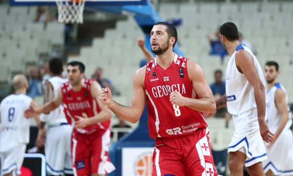Ελλάδα-Γεωργία 71-72: «Χτύπησε» καμπανάκι πριν το Ευρωμπάσκετ!