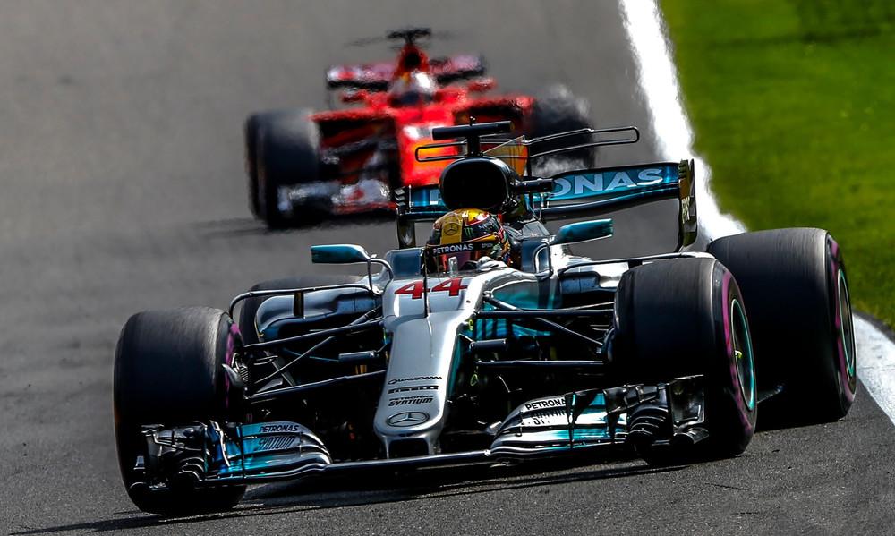 Formula 1: Νίκη - έπος του Χάμιλτον στο Βέλγιο