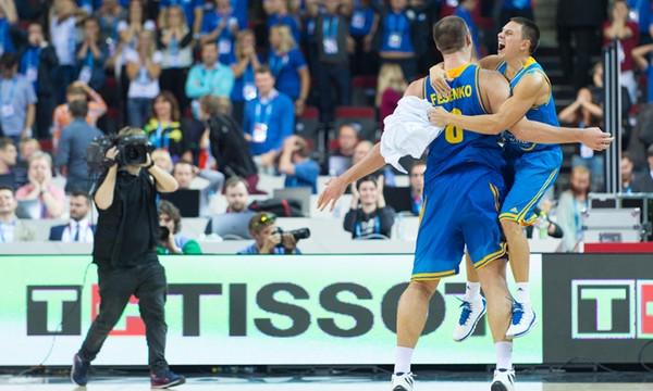 Eurobasket 2017: Η αποστολή της Ουκρανίας