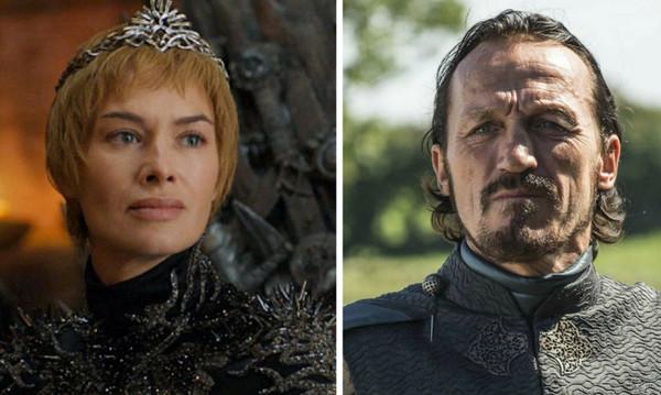 Υπάρχει λόγος που ο Bronn δεν ανταλλάζει κουβέντα με την Cersei