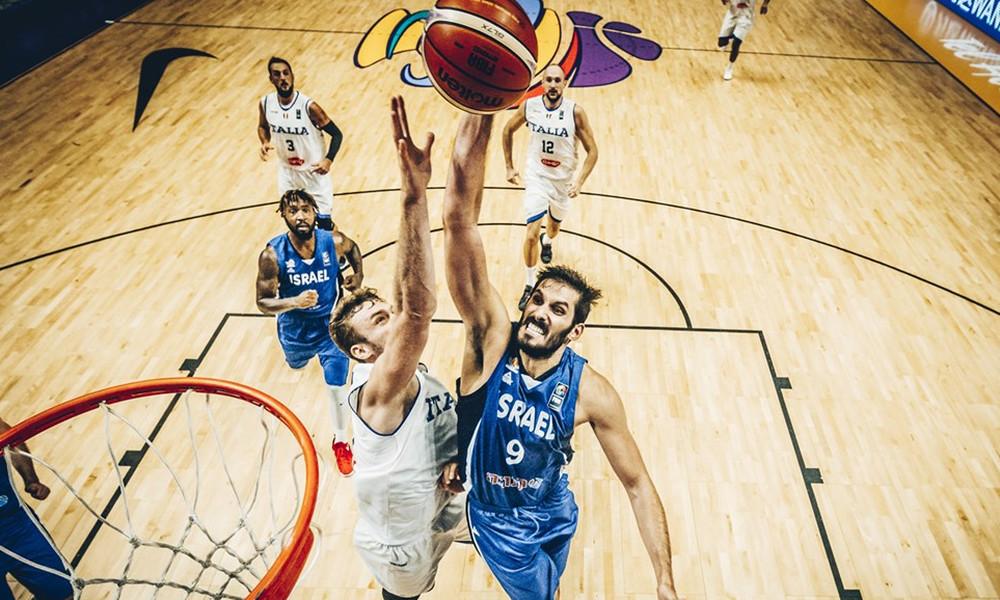 Ευρωμπάσκετ 2017: Εύκολα το Ισραήλ η Ιταλία