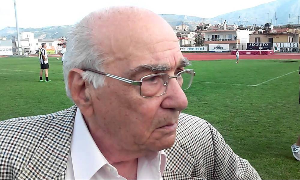 Δαρίβας: Να αγωνίζεται ένας αριθμός Ελλήνων υποχρεωτικά στις ομάδες