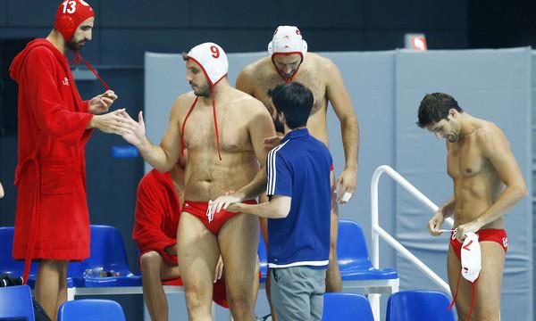 Από νωρίς στα... βαθιά ο Ολυμπιακός
