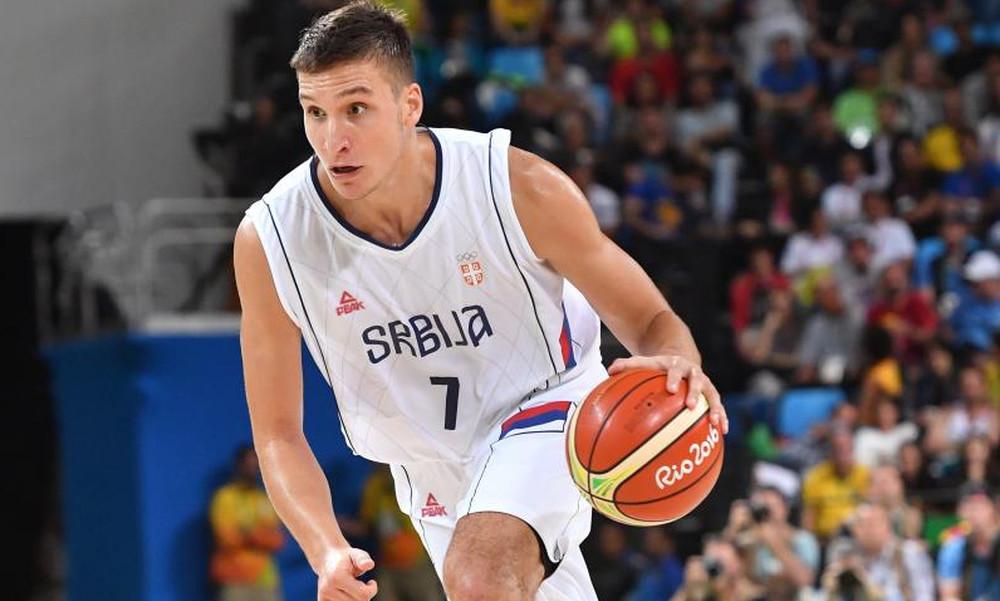 Ρεκόρ καριέρας με την εθνική Σερβίας ο Μπογκντάνοβιτς