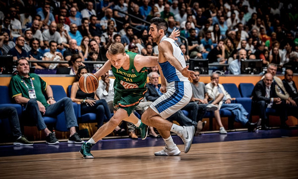 Ευρωμπάσκετ 2017: Άνοιξε... λογαριασμό η Λιθουανία