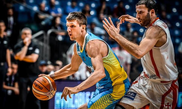 Ευρωμπάσκετ 2017: Η Ουκρανία σόκαρε την Γεωργία του Ζούρου