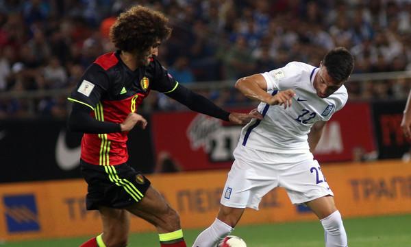 Προκριματικά Παγκοσμίου Κυπέλλου: Η βαθμολογία του ομίλου της Ελλάδας