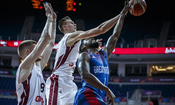Ευρωμπάσκετ 2017: Τα εύκολα δύσκολα έκανε η Λετονία