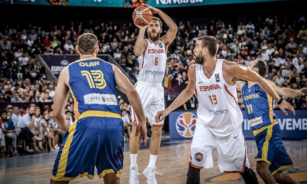 Ευρωμπάσκετ 2017: Τρένο η Ισπανία!