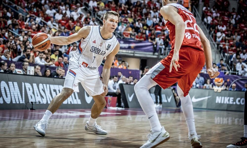 Ευρωμπάσκετ 2017: Λύτρωση για την Σερβία με Μπογκντάνοβιτς