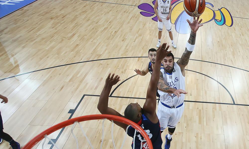 Ευρωμπάσκετ 2017: Οι διαιτητές του Ελλάδα - Φινλανδία