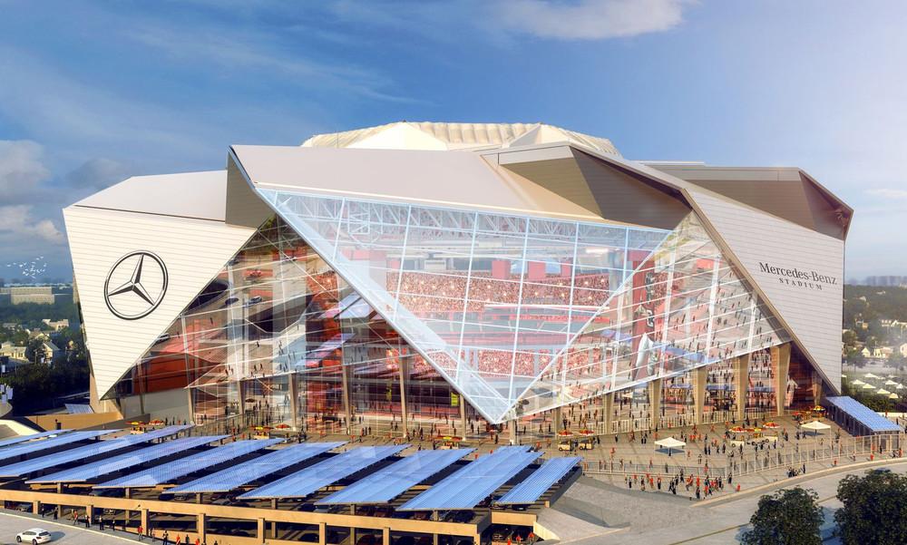 Αυτό είναι το πιο σύγχρονο γήπεδο του πλανήτη!